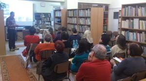 prezentacja biblioteka w Krakowie